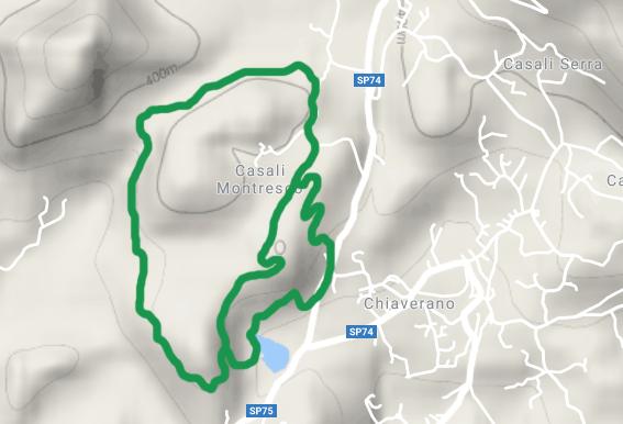 itinerario 2 Chiaverano - la torbiera e l'acquedotto romano di Eporedia